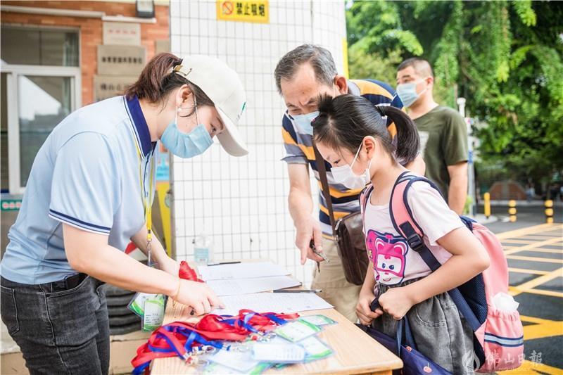 探营禅城学校首日暑期托管:课程多样化,65元一天含午餐午托!