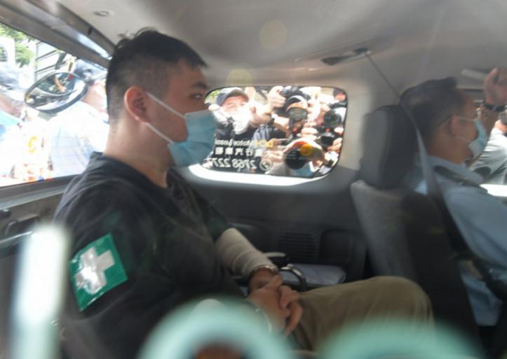 首名被控违反香港国安法男子煽动分裂国家及恐怖活动罪均成立