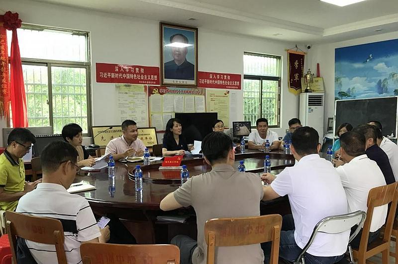 龙城回龙埔社区牵手碗窑村,将开启乡村振兴新局!