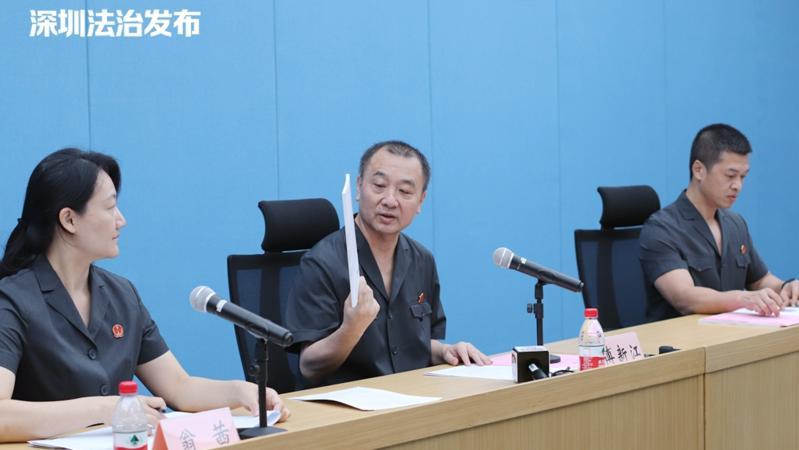 2020年度深圳市行政审判工作报告发布 行政机关败诉率近5年最低
