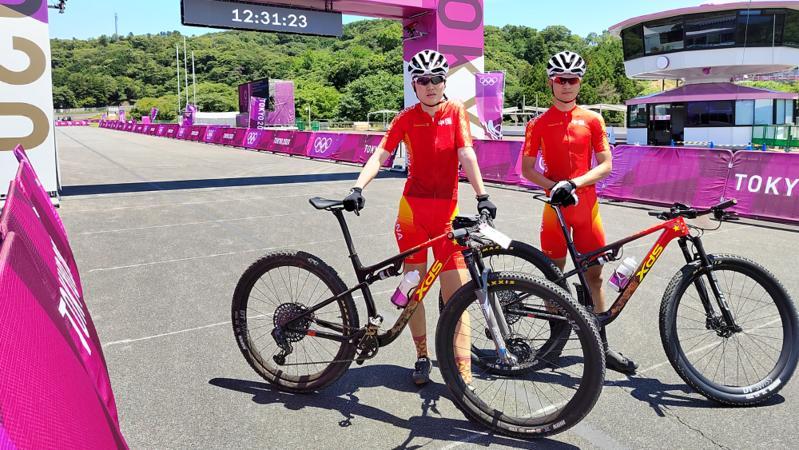 """""""奥运战车""""为何出自深圳?深网记者带你探寻自行车蕴藏的科技力量"""