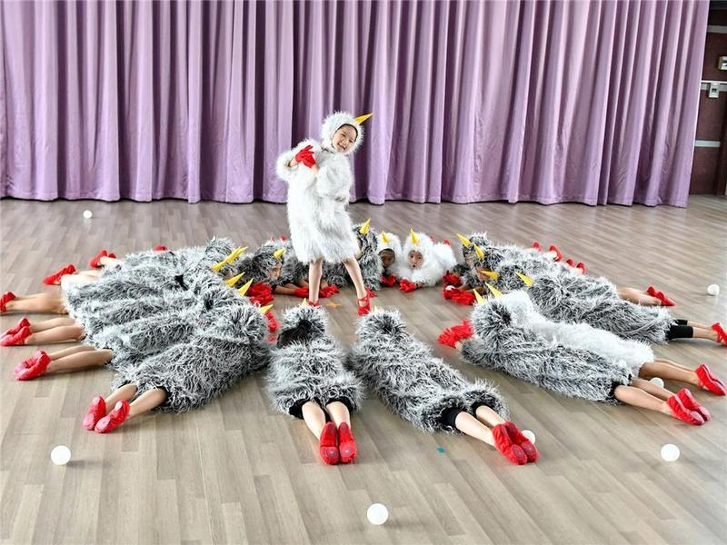 全力备战!东莞市两个原创舞蹈将亮相全国少儿舞蹈展演