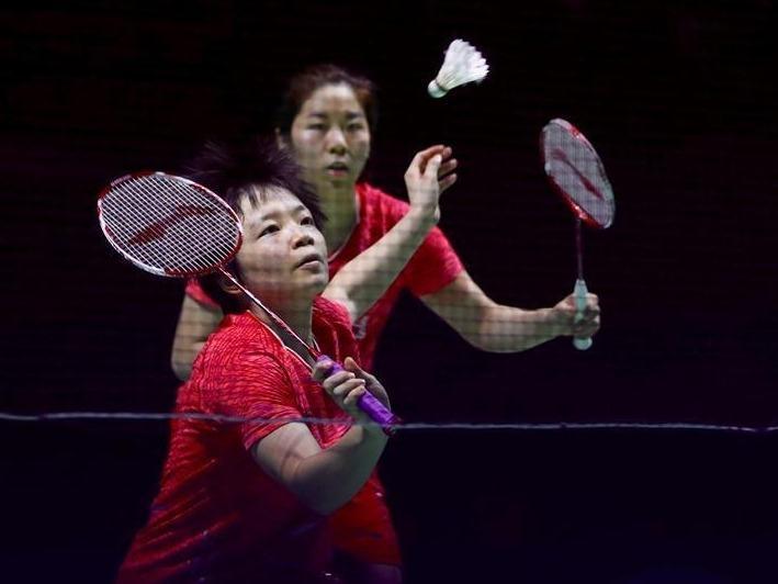 佛山羽毛球运动员陈清晨三战全胜晋级