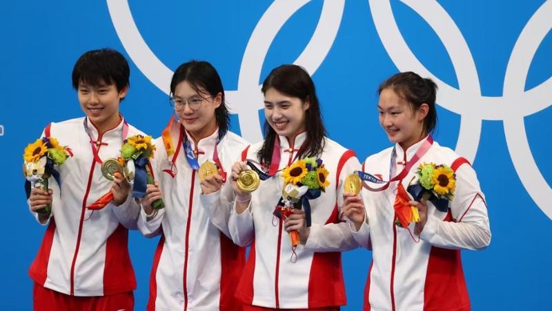 拿奥运冠军、破世界纪录、会师决赛......深圳大学学子梦圆东京奥运会金牌