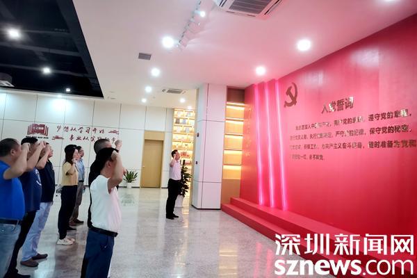 """做强党建特色品牌 龙田街道推出红色服务""""菜单"""""""
