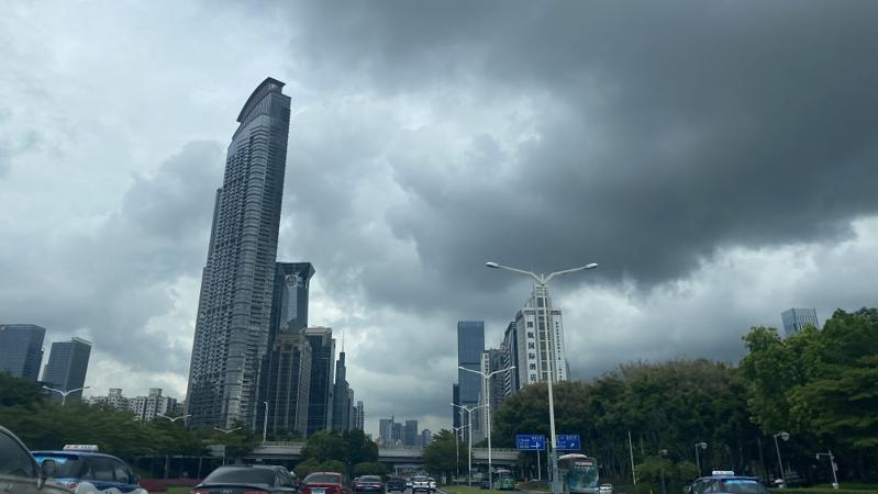 深圳7月降雨量属近5年同期最多 8月将高温台风偏多雷雨增强