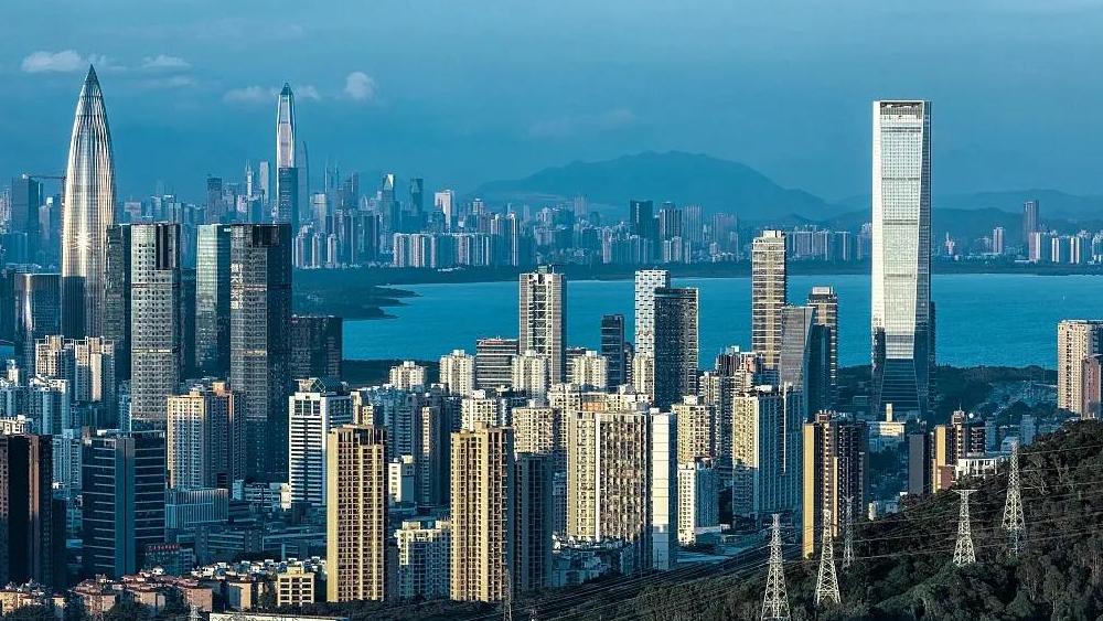 稳中加固 平稳发展 2021年上半年深圳地区生产总值超1.4万亿元