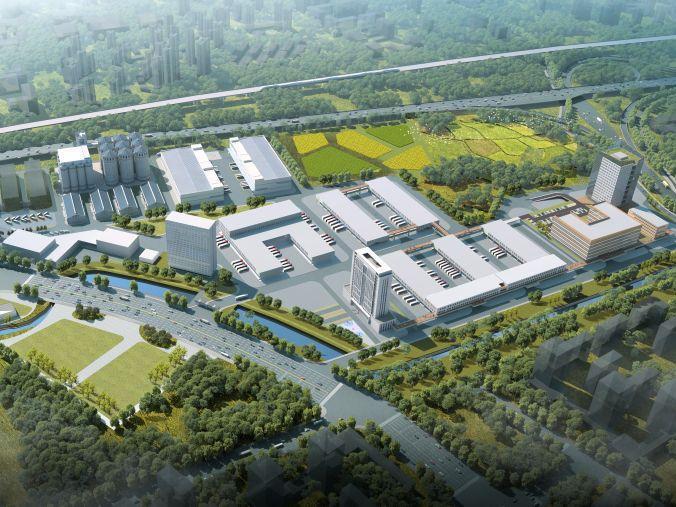 从这个基地起步,惠州农产品加速流向全球市场