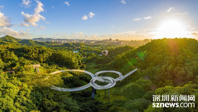 深圳市生态环境局光明管理局携手建设银行创新绿色金融机制 共建生态光明