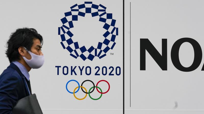 东京奥组委:281人确诊新冠,6人违反防疫规定被注销资格