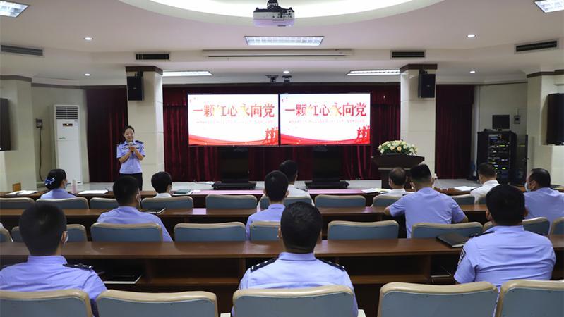 忆军旅,再出发! 深圳机场边检站老兵故事分享会让人动容