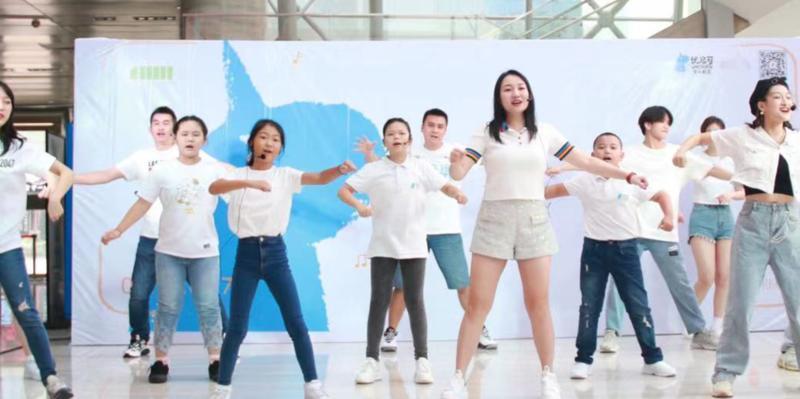 优可尼U-MUSICAL音乐剧团保利精彩快闪