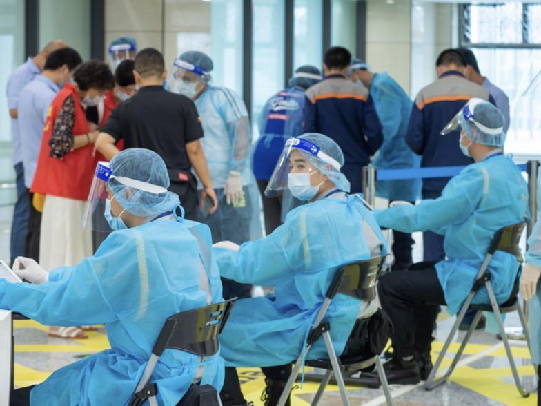 两名澳门居民新冠病毒核酸检测呈阳性 有珠海等地旅行史