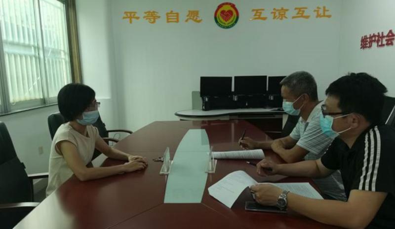"""刚柔并济 龙岗""""人民调解+司法确认""""模式让纠纷就地化解"""