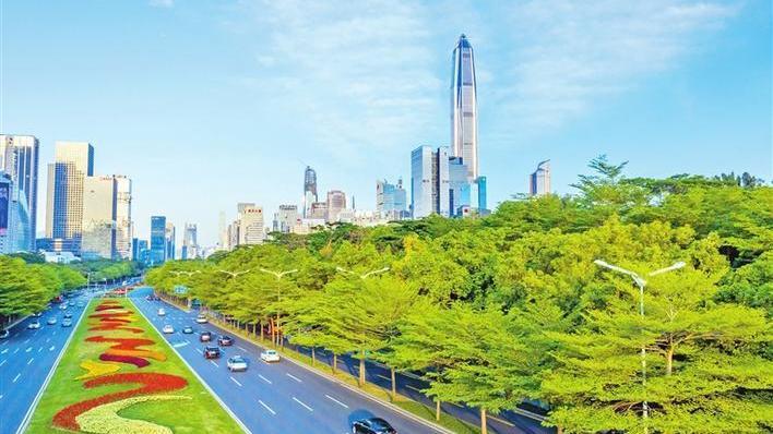2021年7月份深圳市环境卫生指数发布