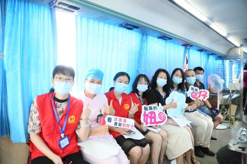 热血践初心!葵涌人民医院开展无偿献血活动