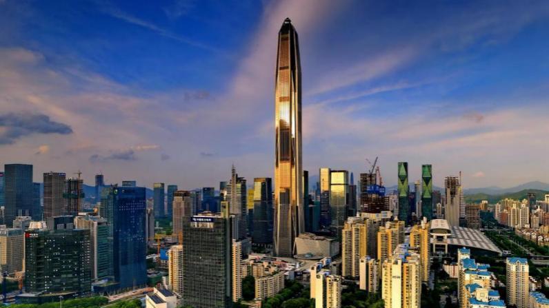 以时代之名,深圳第一高楼致敬特区发展变迁