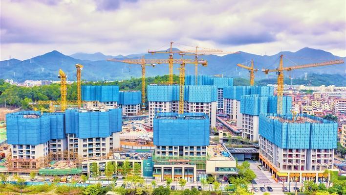 """加快城市更新步伐 """"品质葵涌""""建设提速"""