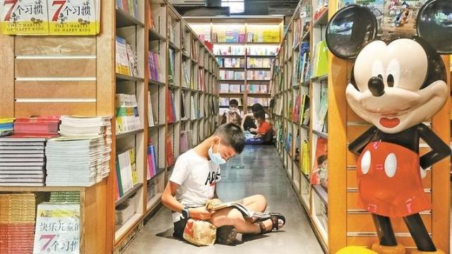 """这份青少年""""书香地图""""请收好!各大图书馆特色专区等你来打卡"""