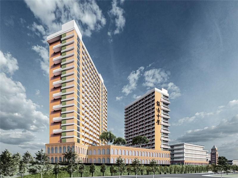 投资5个亿!东莞市威远岛第一所公办初级中学明年建成