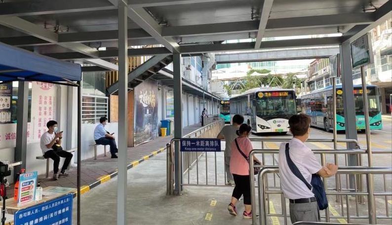 深新早点丨今天起,深圳这25条公交线路有调整!