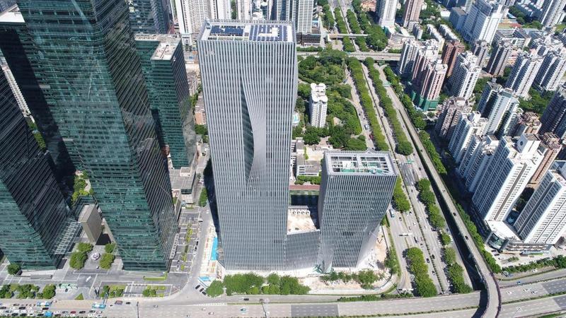 美智结合的奇妙建筑 中建二局能源大厦项目施工纪实