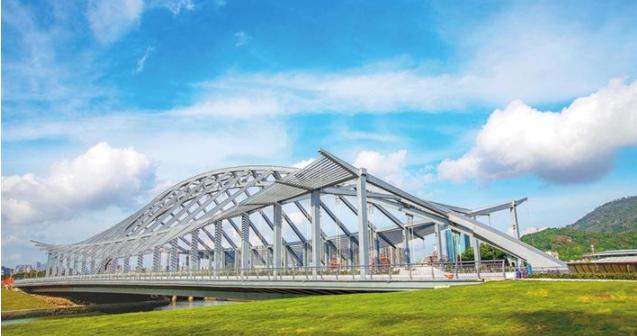 前湾河桥连接妈湾和前海!梦海大道实现全线贯通