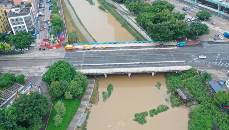 """穿越""""龙岗河""""!地铁16号线再传新进展 预计2023年建成通车"""