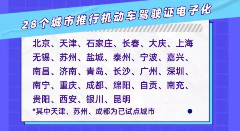 电子驾驶证来啦!深圳首日超8万驾驶人申请,全国通用!