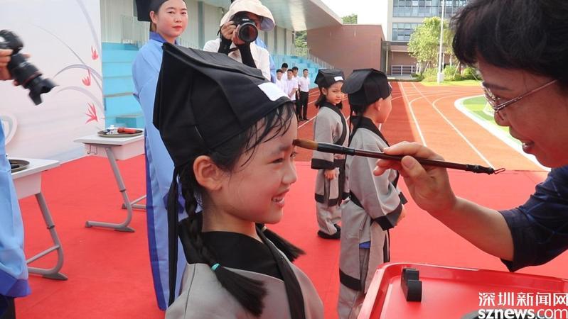 ?扩大办学规模 减轻学生负担 南外深汕西中心学校新学期展现新面貌