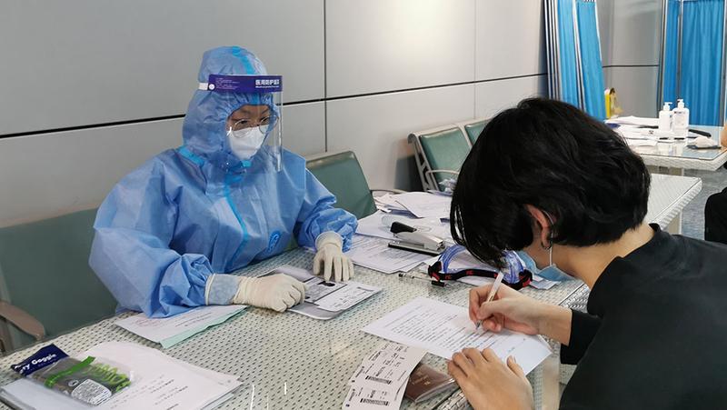 国家卫健委:昨日新增确诊病例28例 均为境外输入
