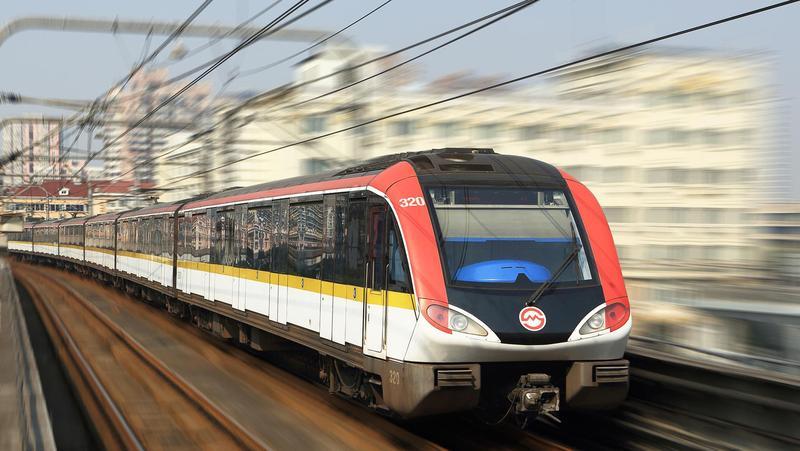 全长约50.34km,2022年通车!地铁14号线全线贯通!