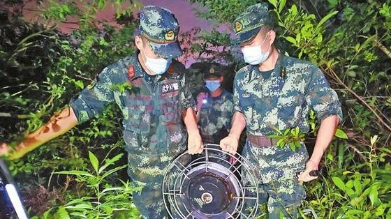 莲塘边防线查获一批涉嫌走私工具