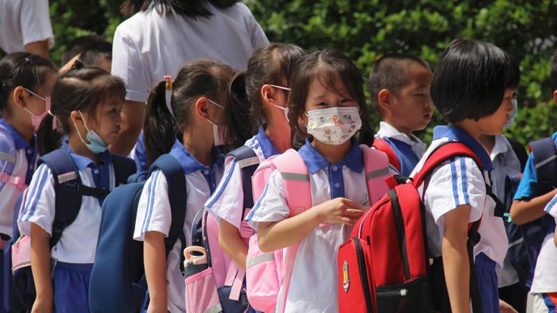 落实做细校园常态化防疫措施 平稳开学背后是他们在协作付出
