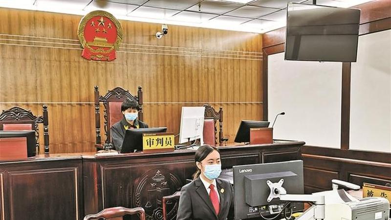 """深圳民事诉讼繁简分流跑出高效审理""""加速度"""""""