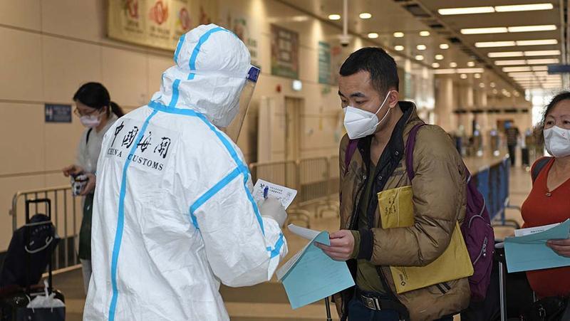9月7日深圳新增1例境外输入无症状感染者