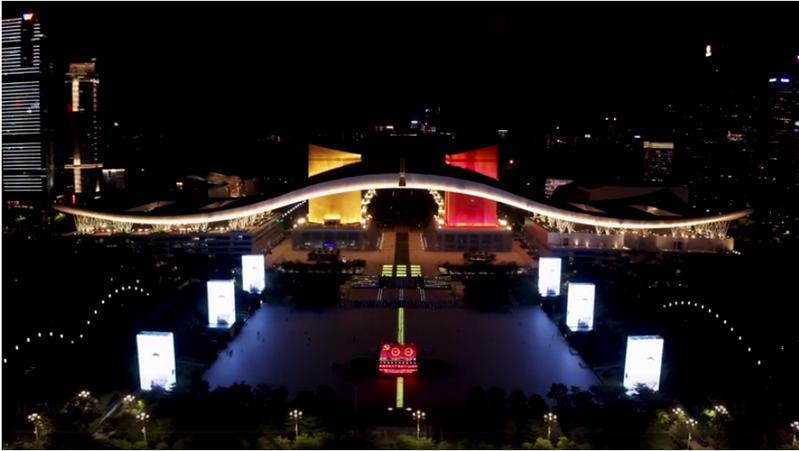 全城联动!今晚,深圳为老师们点亮!