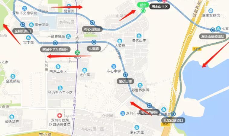 @深圳人,这23条公交线路有调整!
