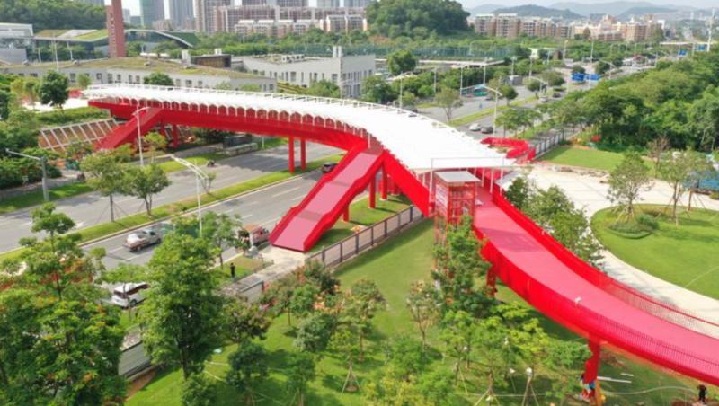 """""""循着红色记忆看深圳""""走进光明区:重温红色记忆,感受科学城魅力"""