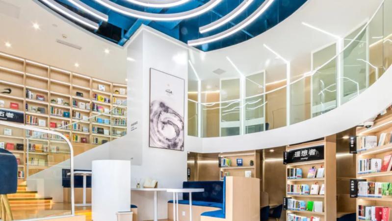 南山荔香公园将增设一座特色书房,绝美效果图曝光!