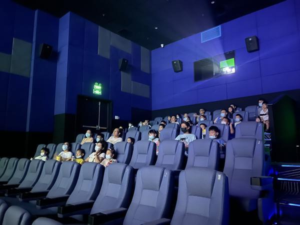10家影院好片云集!罗湖面向未成年人免费展播百场电影