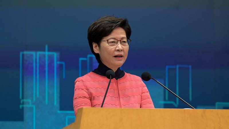 香港特区行政长官林郑月娥:渝港合作空间丰富