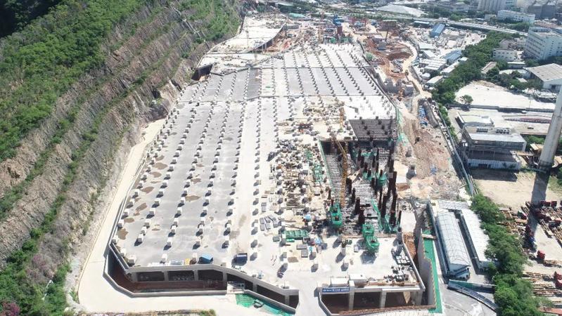 深圳最大专用停车场来了!未来蛇口赤湾山下将变这样……