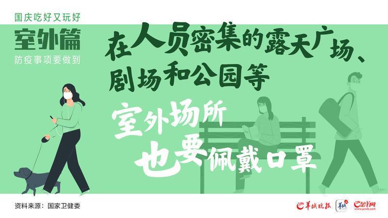 海报   国庆防疫:不扎堆少聚集,严防护过佳节