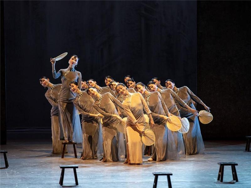 10月8日—10日:舞剧《永不消逝的电波》东莞市连演4场