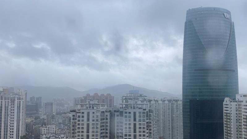 """节后降雨""""大礼包""""来了!8-10日深圳有明显风雨"""