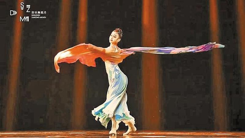 第5届深圳舞蹈月来了 九大活动单元掀起舞蹈艺术风暴