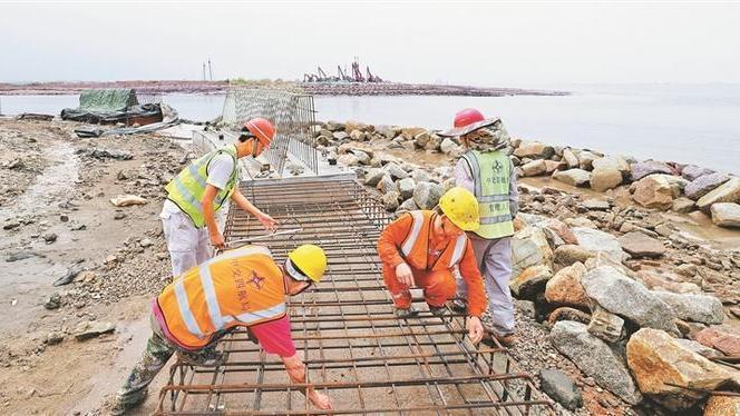 深圳海洋新城加快建设 打造全球海洋中心城市先锋范例