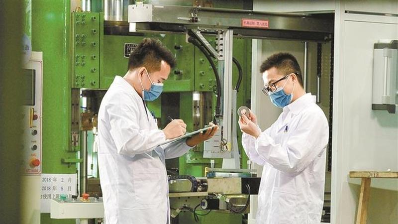 铂科新材:软磁材料隐形冠军 成为全球金属软磁粉芯材料引领者