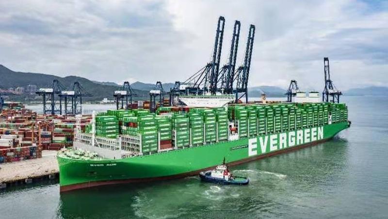 深圳盐田港前三季度集装箱吞吐量995.36万标箱,同比增长4.47%
